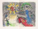 Marc Chagall, Derrière le miroir.