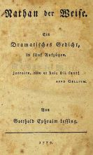Gotthold Ephraim Lessing