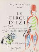Marc Chagall - Le cirque d'Izis