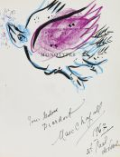 Marc Chagall - Monotypes 1961-1965