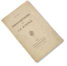 Claudel, Paul - Propositions sur la justice