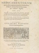 Guilielmus Puteanus - De medicamentorum