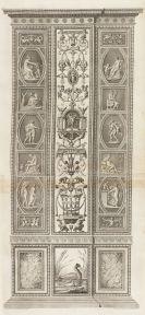 Raffael Santi d'Urbino - Loggie di Rafaele nel Vaticano