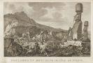 Jean François de La Pérouse - Voyage autour du monde. 4 Bde. + Atlas