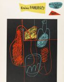Le Corbusier - Mappenwerk: Série Panurge. Dabei: 2 Bll. Lithografie