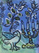 Marc Chagall - Vitraux pour Jerusalem