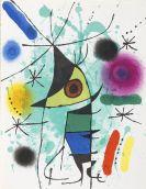 Fernand Mourlot - Joan Miró. Lithographe, Bd. I-III