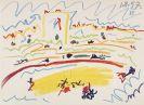Pablo Picasso - Toros y Toreros