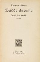 Thomas Mann - Buddenbrooks. 2 Bände