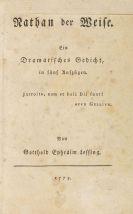 Gotthold Ephraim Lessing - Nathan der Weise