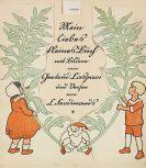 Caspari, Gertrud - Ferdinands, Mein liebes kleines Buch. Mit 16 Orig.-Vorzeichnungen