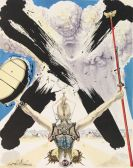 Salvador Dalí - Don Quixotte