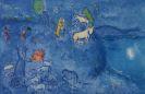 Marc Chagall - Le printemps (aus Daphnis und Chloe)
