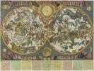 Giovanni Giacomo de Rossi - Planisfero del globo celeste