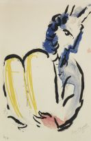 Chagall, Marc - Moses