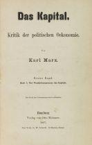 Marx, Karl - Das Kapital. Band 1
