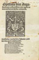 Aurelius Augustinus - Opuscula