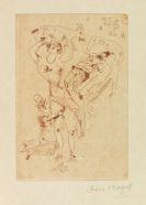 Marc Chagall - Les sept péchés capitaux