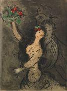 Marc Chagall - Soirée