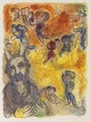Chagall, Marc - The Story of the Exodus