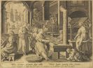 Johannes (van der Straet) Stradanus - 6 Bll. Vermis Sericus