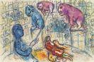 Marc Chagall - Cirque