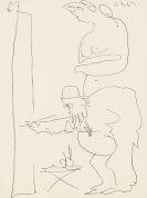 Marc Chagall - Regards sur Paris