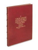 Publius Vergilius Maro - Die Eclogen. Holzschnitte von A. Maillol