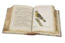 Carl von Linné - Vögel in Beschreibungen und Abbildungen