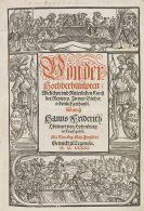 Hans Friedrich Hörwart von Hohenburg - Kunst der Reyterey