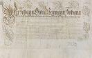 Dinglinger, Johann Melchior - Kundschaft für Goldschmied-Geselle + 2 Beigaben