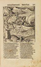 Holzschnittbücher - Sammelband 3 alte Drucke