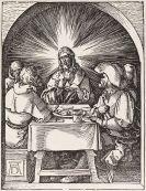 Albrecht Dürer - Kleine Holzschnitt-Passion, 16 Blatt