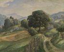 Rudolf Sieck - Sonniger Almweg