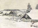 Max Clarenbach - Wintertag in Altastenberg