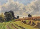 Alfred Zoff - Landschaft bei Stainz