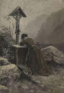 Alexander Koester - Mädchen am Marterl