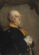 Franz von Lenbach - Otto Fürst von Bismarck