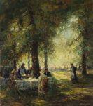 Otto Pippel - Münchner Wirtsgarten