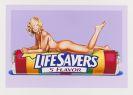 Mel Ramos - Life Saver