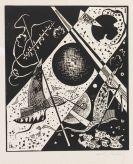 Kandinsky, Wassily - Kleine Welten VI