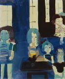 Heimrad Prem - Zu fünft allein (Das blaue Klassenzimmer)