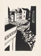 Werner Heldt - Häuser und Trümmer