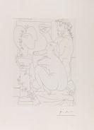 Pablo Picasso - Sculpteur, Modèle, Sculpture et Poisson Rouge