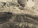 Otto Pankok - Wolken über der Eifel