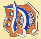 Fernand Léger - Ohne Titel (Composition)