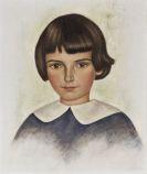 Schad, Christian - Kinderbild Yvonne Berhard