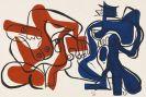 Le Corbusier - Deux Femme