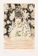 Matisse, Henri - L'Espagnole à la Mantille