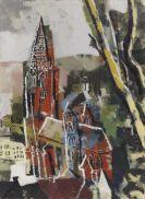 Franz Xaver Fuhr - Die Rote Kirche
